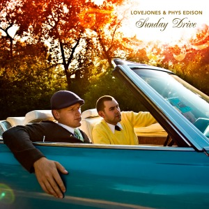 Sunday Drive Cover 1